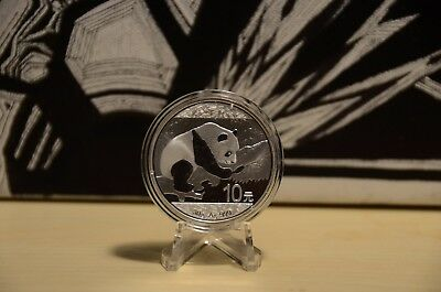 2016 30gram 30g Silver China Chinese Panda Bullion Coin code P5OZZIE for 5% off