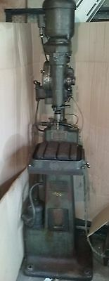 Tapping Machine, Leo Steinle Ltd, various Thread Pitches, 3 phase