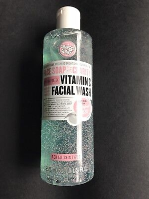 Soap And Glory Vitamin C Face Wash Brand New 350ml