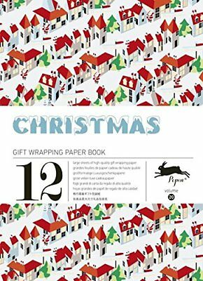 Christmas: gift and creative paper book Vol.20