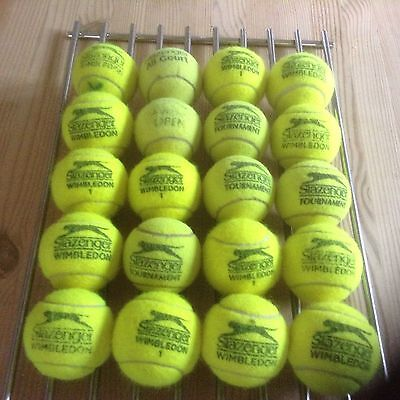 Used Tennis Balls - Ideal Dog Toys/Chews/Cricket/Beach - 6 or 12,  Washed & Dry
