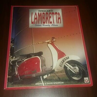 Lambretta Colour Family Album