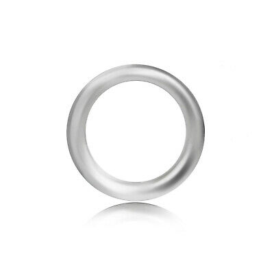 Close Jump Ring 925 Sterling Silver Diameter 6,8,10,12,14,16mm Thickness 1.5mm