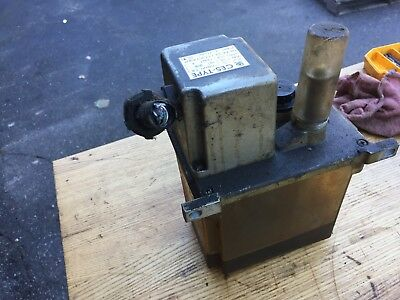Chen Ying Auto Lubrication Pump CES-Type 110V 5 Min Time ***FREE SHIPPING***