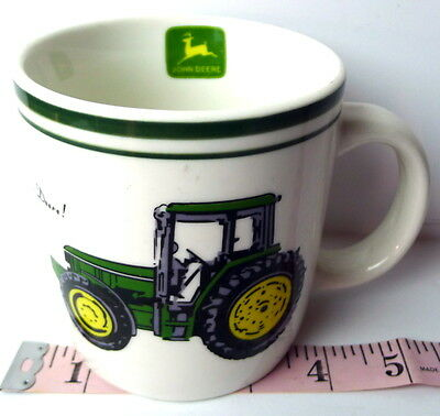 John Deere Tractor Mug Nothing Runs Like A Deere