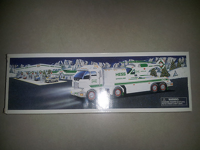 Hess* 2006* Toy* Truck* And Helicopter* Mib*