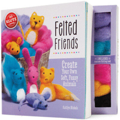 Felted Friends Book Kit  564796