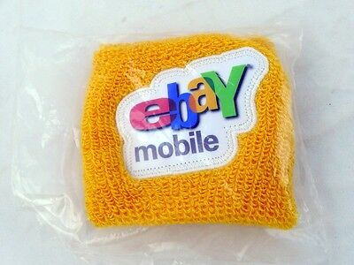 eBay Wristband Sweat Band from ebay Mobile on Location