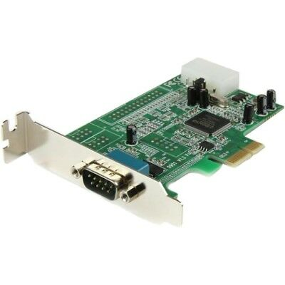 NEW Startech PEX1S553LP 1 Port Low Profile PCI Express Serial Card 16550 Adapter
