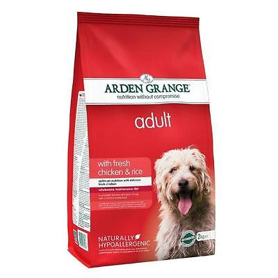 Arden Grange Chicken and Rice 12kg