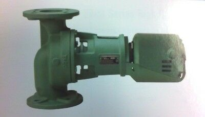 """Taco 138A3E20138119 3"""" Flanged Circ, Hor, In-Line, Ci, Brz.fit, 1Hp, 115-230/1/6"""