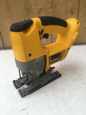 Dewalt cordless jigsaw dw933 very good condition 5000 dewalt dw933 18v cordless jigsaw naked unit keyboard keysfo Image collections