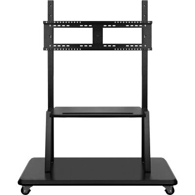 NEW Viewsonic LB-STND-003 Rolling Trolley Cart Stand For Commercial Displays