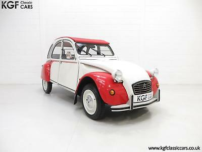 A Charming Citroen 2CV6 Special Dolly with Just One Former Keeper.