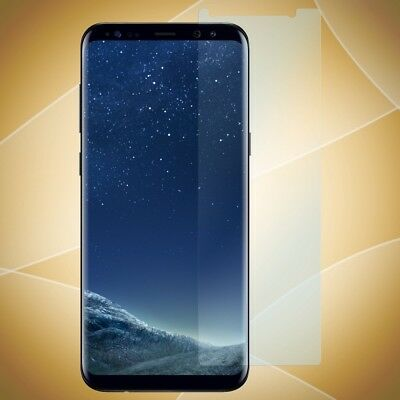 Samsung Galaxy S8 Plus Panzerglas Folie Display Schutz Folie Glass Displayfolie
