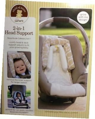 2-in-1 head support