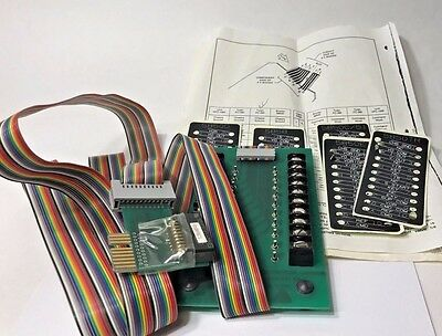 BROOKS 5850 Mass Flow Controller PCB BREAKOUT KIT  & schematics ASSY S097Y808AAA