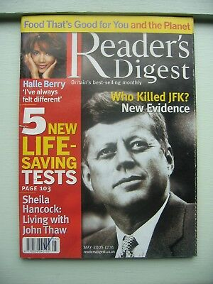 Readers Digest magazine May 2005