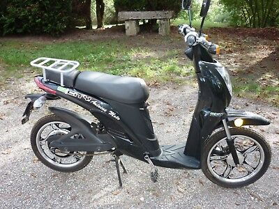 Scooter Electrique Fujiang