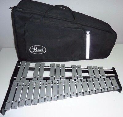 Pearl 30 Key Xylophone With Carrying Case
