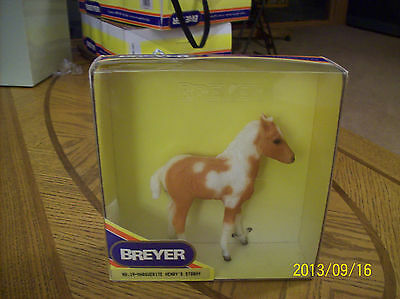 "Breyer Collector Horse ""Marguerite Henry's Stormy"" 1990 In Original Box #19"