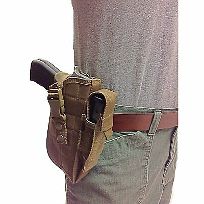 BALCK TACTICAL LEG Holster Fits Ruger Mark I II & lll, KP90,P90,P85