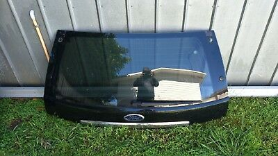 Ford Territory Sy Tx Tailgate Glass And Mould