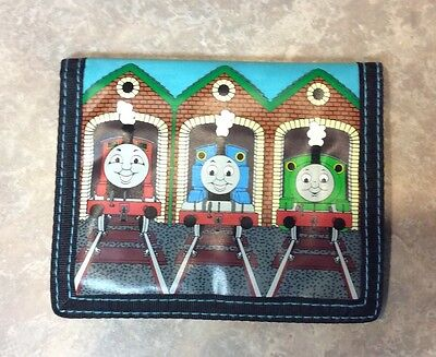 Thomas the tank engine wallet billfold VG Used Condition