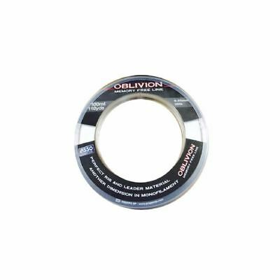 Asso NEW Oblivion Memory Free Rig & Leader Fishing Line - 100m Bangle - Sea Fish