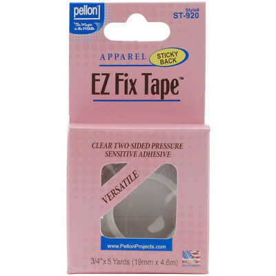 "Double Sided EZ Fix Tape .75""X5yd ST-920"