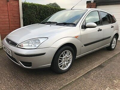 2005 ford focus1 6 diesel estate 1 yr mot. Black Bedroom Furniture Sets. Home Design Ideas