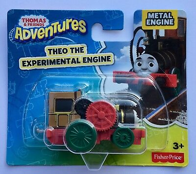Thomas Friends Railway Portable Play Adventures Theo The Experimental Engine