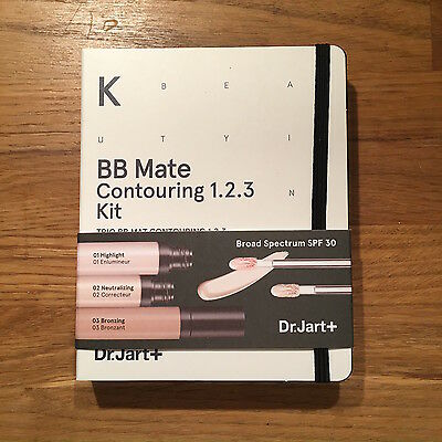 Neuf !!! Bb Mate Contouring 123 Kit By Dr.jart