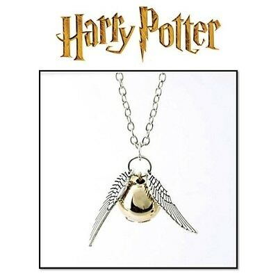 Harry Potter (Snitch) [Collar/Necklace]