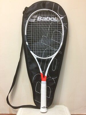 Babolat Pure Strike 16x19 (Project One7) - Grip 4 (4 1/2) New Strings
