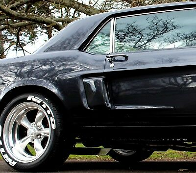 """ford mustang 1968 GT Replica """"nut and bolt"""" resto 351 W- 4Speed Super T10"""
