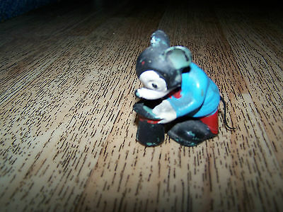 Vintage Original Disney 1930s Mickey Mouse composite made figure
