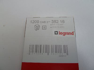 Legrand CAB3 38216 cable number ferrules