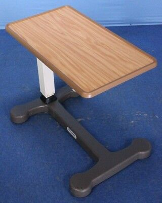 Stryker Bedside Table Overbed Table Hospital Bed Table with Warranty!