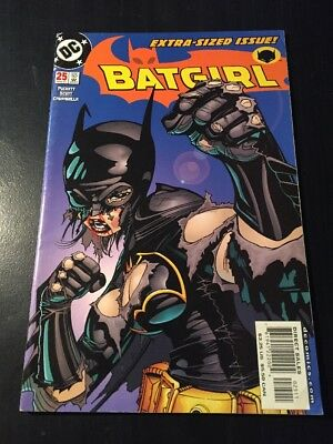 Batgirl#25 Awesome Condition 8.0(2002) Scott Art, Cool!!