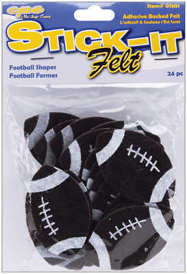 Feltables Shapes 36/Pkg Footballs 1SHP-01301