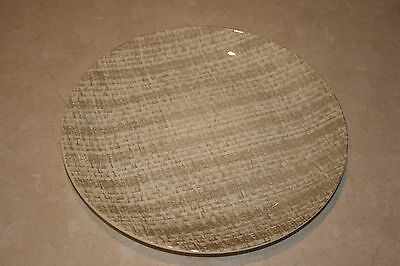 Seagrass Crown Lynn cereal Dinner Plate made in New Zealand