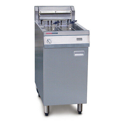 Deep Fryer Single Vat 29L 2 Baskets Austheat Commercial Hospitality Equipment