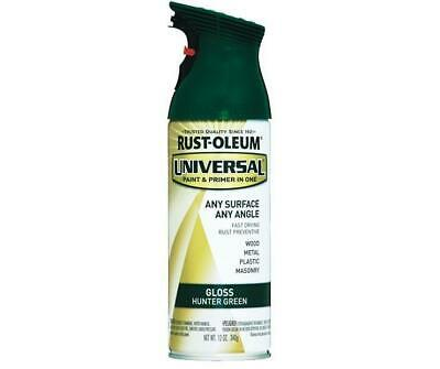 Rustoleum All Surface Spray Paint Hunter Green Gloss 340g Rust-Oleum Can
