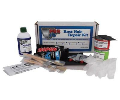 POR 15 Rust Hole Repair Kit PPC CO Black All In One Includes Instructions