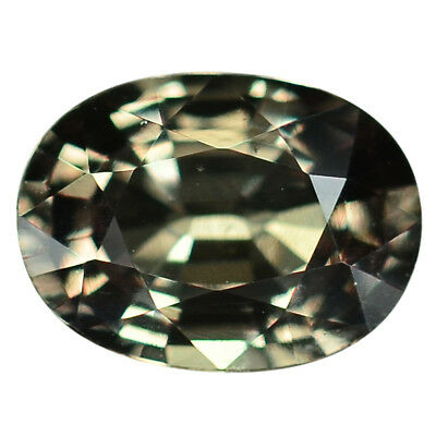 1.05 Ct. Green To Red Natural Color Change Garnet WITH GLC CERTIFY