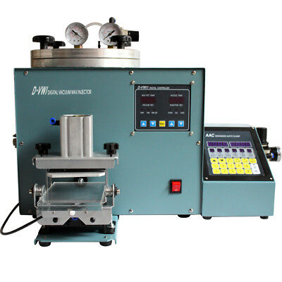 Automation Digital Vacuum Wax Injector Casting equipment Machine With Controller