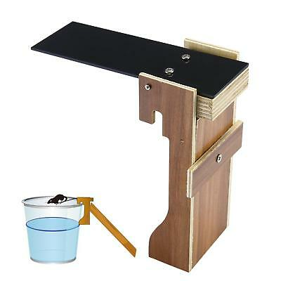 Walk Plank Mouse Trap Rodent Auto Rat Reset Pest Control Bait Catcher Mice Traps