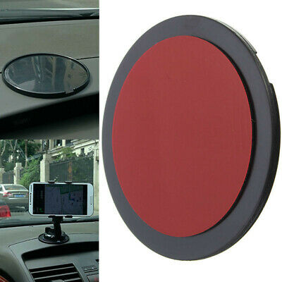 Dashboard Dash Disc Disk Plate GPS Tomtom Garmin Mount Holders Suction Cup Car
