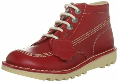 Kisses Kick Boot - Botas, color Rojo, talla 38